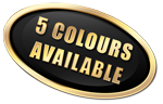 5 colours available