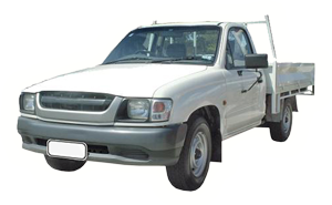 Hilux SIngle Cab 1997 on